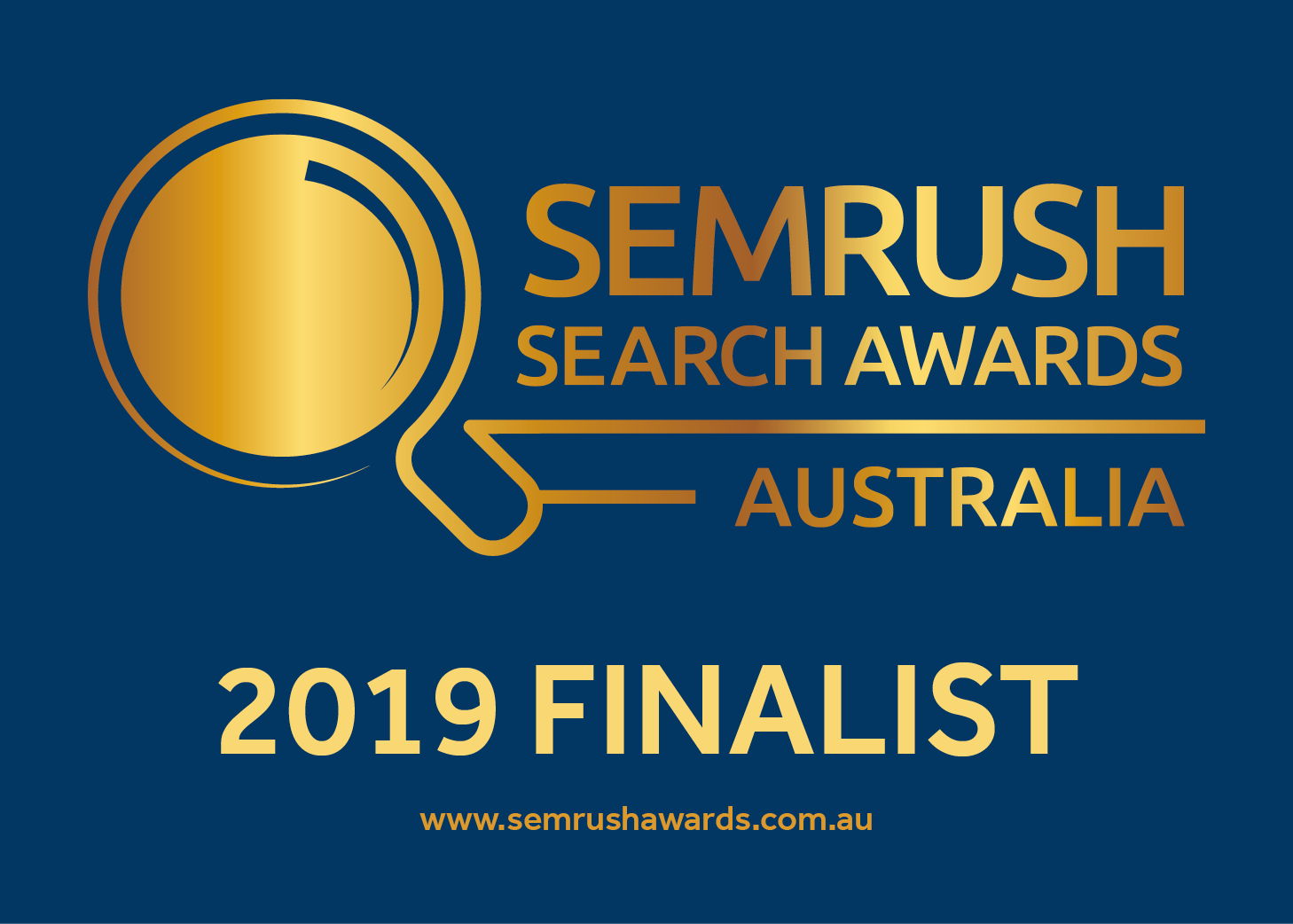 Semrush Search Awards